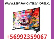 Reparacion televisor led smart tv viña valparaiso