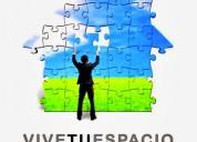 Vivetuespacio asesoria inmobiliaria