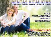 Asesoria en rentas vitalicias