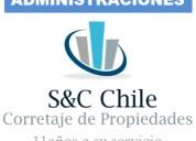 S&c chile propiedades