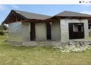 Vendo parcela con casa en isla de maipo