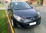 Mazda 2 2012 sedan full automatico 64.000 kms