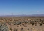Venta terreno para placas solares, reehgión coquim