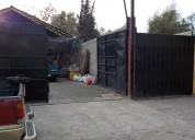 Vendo terreno 360 m2 con galpÓn ideal lubricentro