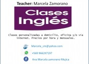 clases de inglés a domicilio...english classes