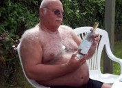Busco viejito gordo para mamar