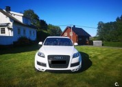 Audi q7  2010, 163.558 km
