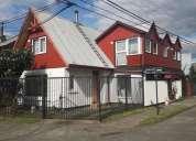 Casa con patente comercial sector alcantara temuco 5 dormitorios 150 m2