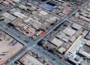 Venta terreno industrial 1200 m2 en arica