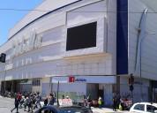 locales comerciales y modulos mall de quilpue