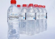Agua purificada pack de 12 botellas de 600 ml