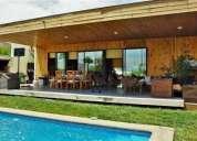 Se vende hermosa propiedad en la reserva chicureo 3 dormitorios 741 m2