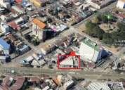 Oportunidad inversionistas terreno comercial centrico temuco 900 m2