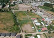 Terreno en zona actividad productiva 4800 m2