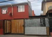 Vendo casa en villa los molinos,comuna  quilicura