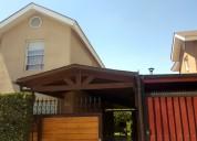 Vendo hermosa casa quilicura