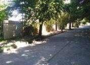 Sitio ubicado en sector residencial de linares 640 m2