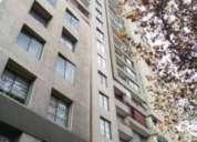 Depto 2 dormitorios con bodega 56 m2 de superficie metro en santiago