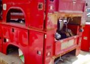 Body de servicio usado rojo americano antofagasta