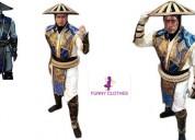 Confección de cosplay en alta costura a medida