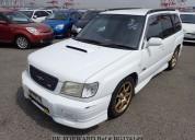 Subaru forester 1997 al 2002