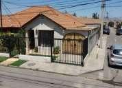 Vendo casa esquina emplazada en 120 m2 de terreno y 65 const 3 dormitorios