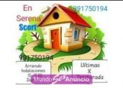 Habitaciones en la serena 15 a 20 x mesªªª