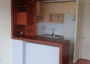 Acogedor departamento 1 dormitorio, santiago centr