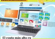Social in motion paginas web