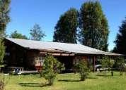 Casa semi amoblada en parcela villarrica 3 dormitorios 5000 m2