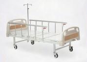 Vendo cama clinica ecanica con colchon