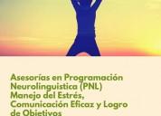 Terapia en programaciÓn neurolingÜÍstica (pnl)