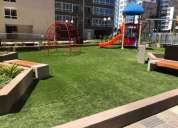 Arrienda departamento nuevo a estrenar metro lourdes 3 dormitorios 52 m2