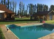 casa en parcela piscina quincho y estacionamiento cerrado 4 dormitorios 5200 m2