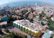 Depto estilo triplex amoblado con estacionamiento y bodega 2 dormitorios 121 m2