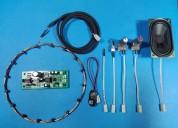 Detector de metales de induccion de pulsos