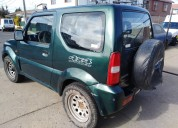 Suzuki jimny  aÑo 1999 ,buen estado $ 2590000