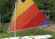 Busco velero sunfish usado (el casco)
