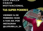 Tus super poderes – viernes 14 de febrero