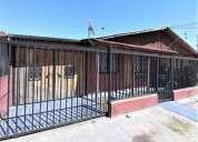 casa ampliada en villa los aromos 4 dormitorios 150 m2