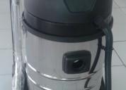 Aspiradoras de polvo - agua con tambor de acero in