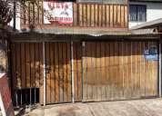 Vende casa con local comercial habilitado en maipú