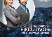 Oferta de empleo en las vegas  para hispanos