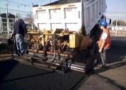 Instalaciones en asfaltos 992930687