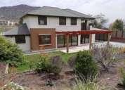 Oportunidad bajos gc estupenda casa la reserva de chicureo 6 dormitorios 1050 m2