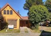 Casa de esquina dos pisos en barrio bayona temuco poniente 4 dormitorios 240 m2