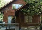Se vende hermosa cabana a puerta cerrada en las trancas 3 dormitorios 800 m2