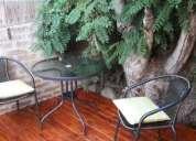 arriendo cabana en sector los romeros de con con 1 dormitorios 45 m2
