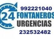 Alcantarillados 24 horas ÑuÑoa 232532482