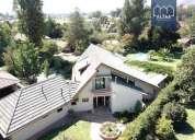 Extraordinaria casa en venta machali 6 dormitorios 2000 m2